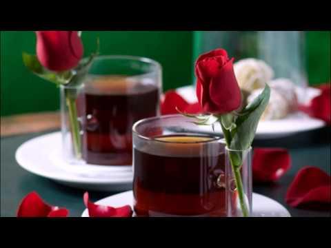Очень полезный чай из вишневых листьев.