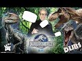 If Dinosaurs in Jurassic World Blue VR Could Talk - BLUE'S DREAM