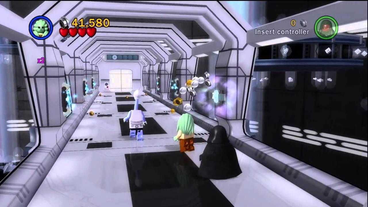 Xbox 360 Longplay [124] Lego Star Wars The Complete Saga (A) (Part ...