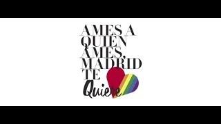 Ames a quien ames... Madrid te quiere ;) 40 años de liberación LGTBi