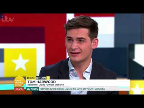 Tom Harwood And Ash Sarkar Discuss Brexit And Gavin Williamson On GMB