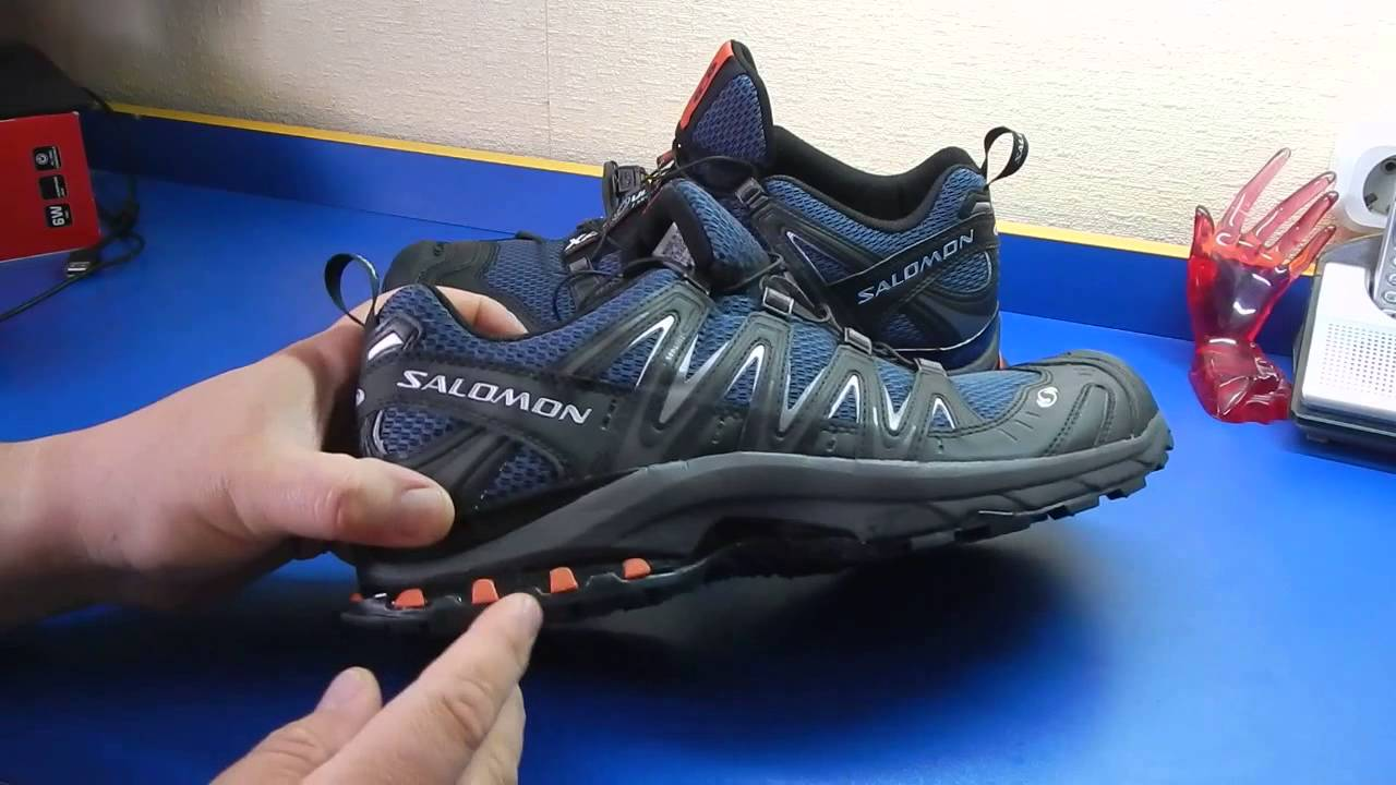 salomon xa pro 3d gtx vs ultra 2 in
