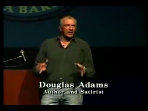 Douglas Adams  Parrots the Universe and Everything (Sub Espa