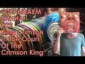 Открываем винил! #22 Распаковка пластинки King Crimson - In The Court Of The Crimson King (2010)