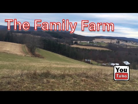 The Family Farm Through The Years - YouTube