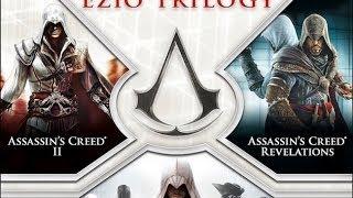 [Unboxing] Assassin`s Creed Ezio trilogy [Pt-Br]