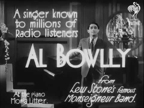Al Bowlly - The Greek Crooner - The First 'Pop Star' - The Very Thought of You 1934