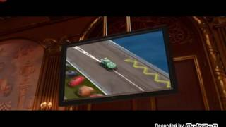 cars 2 italy race