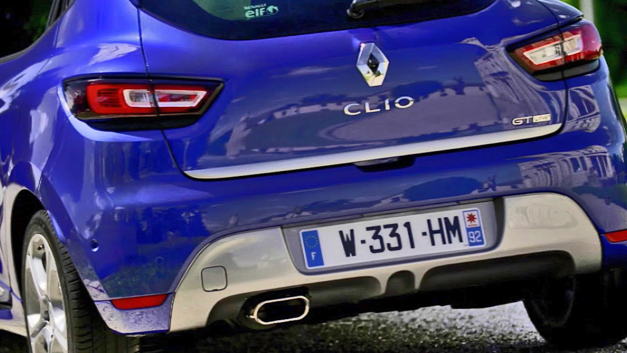 FIRST LOOK: 2017 Renault Clio GT Line - Interior and exterior walkaround