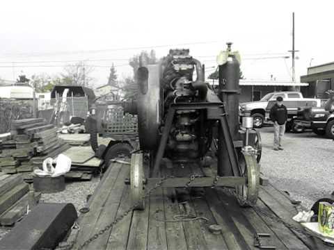 9 cylinder Guiberson Radial Diesel