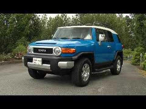 Toyota FJ Cruiser YouTube - 2006 fj cruiser