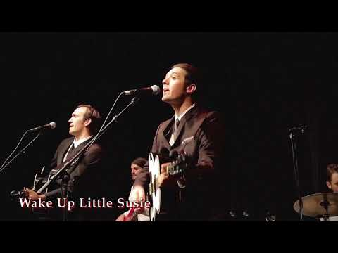 The Everly Brothers Experience at Backstage Theatre Nov 18