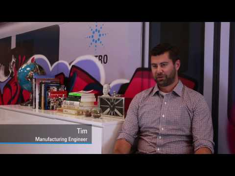 Manufacturing at Agilent