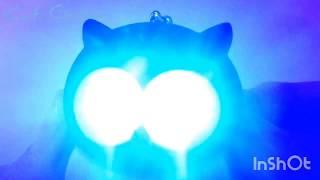 Обзор на брелок-сову с фонариком