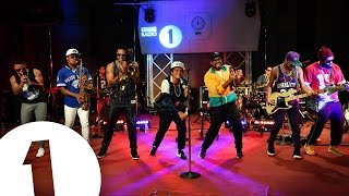 Download lagu Bruno Mars 24K Magic in the Live Lounge MP3
