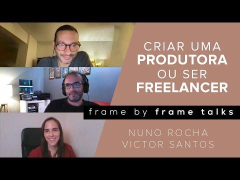 Criar uma produtora ou ser freelancer | Nuno Rocha, Victor Santos