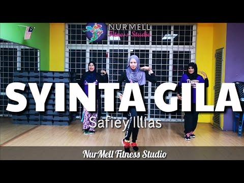 Zumba Syinta Gila by Safiey Illias with Zin Nurul
