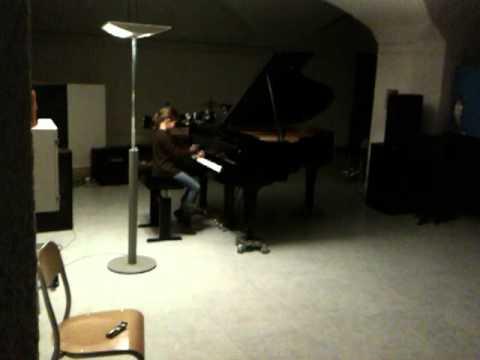 2013.02.21 - ENM Villeurbanne - Audition Aglaya part1