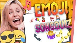 EMOJI SONGQUIZ | SO habt ihr Songs noch NIE gehört!