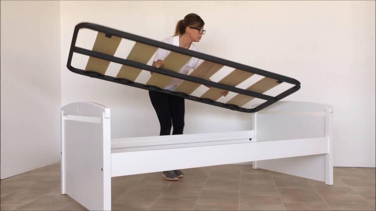 Como montar una cama nido youtube for Cama nido ikea precio