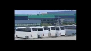 Mercedes-Benz Plant Istanbul - Bus Factory