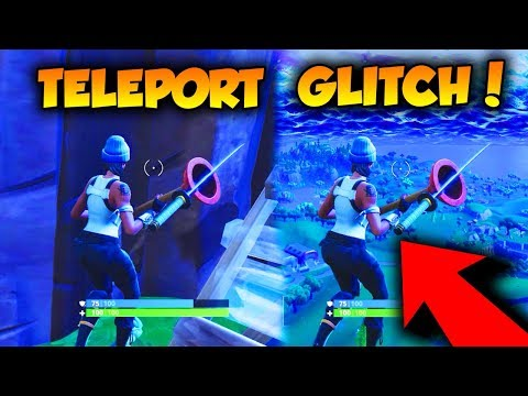 *NEW* BEST TELEPORTING GLITCH in FORNITE!...