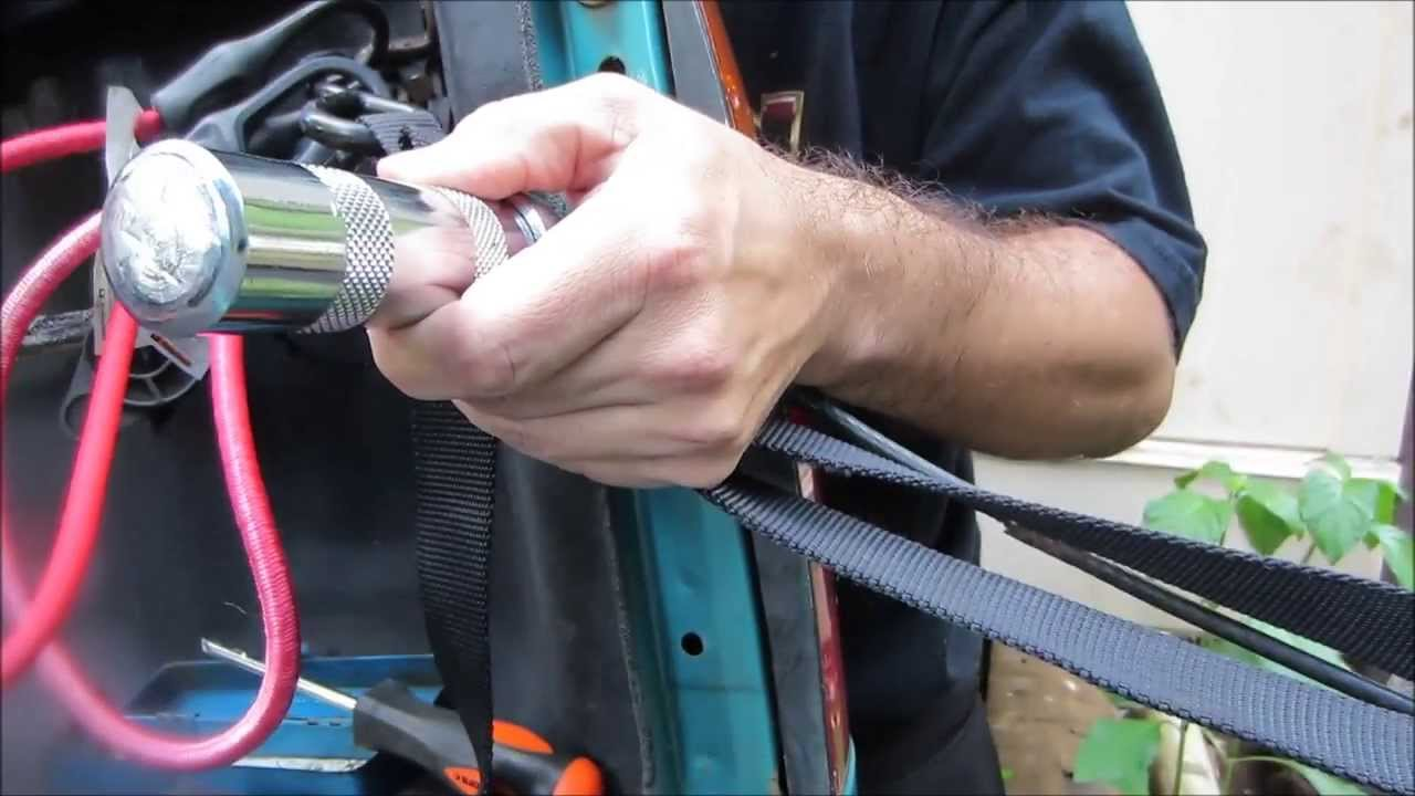 Tacoma tailgate cable replacement