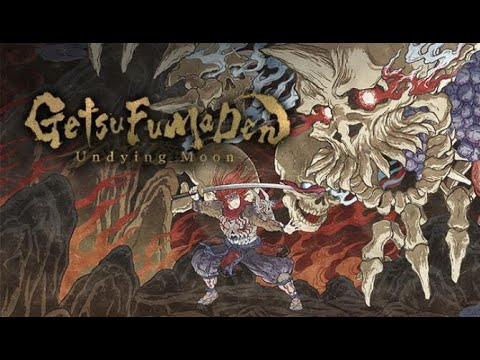 GetsuFumaDen: Undying Moon Gameplay 1080p 60fps |