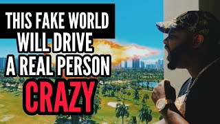 This Fake World Will Drive A Real Person Crazy