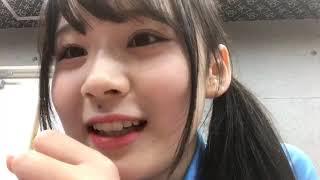 프로듀스48에 출연했던 아라마키 미사키(荒巻美咲)의 2018년 10월 26일...