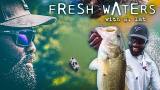 BIG Bass LOADED In CREEK!! | Fresh Waters Ep. 1 with Brian Latimer