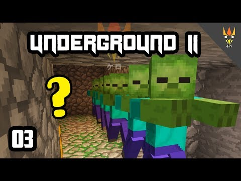 KEKUATAN SPAWNER! - Minecraft Underground 2 Indonesia #3