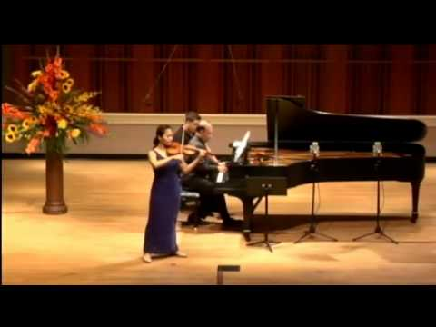 Ji Young LIM - Tchaikovsky  Valse Sentimentale , Op .51 , No . 6