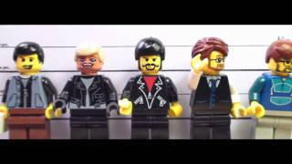 The Usual Lego Suspects