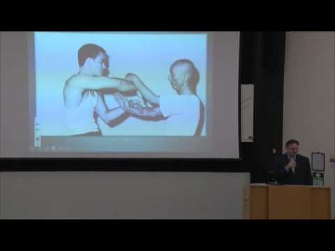 Martial Arts Studies Conference 2015 Keynote Ben Judkins