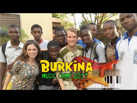 Burkina Music Camp 2017