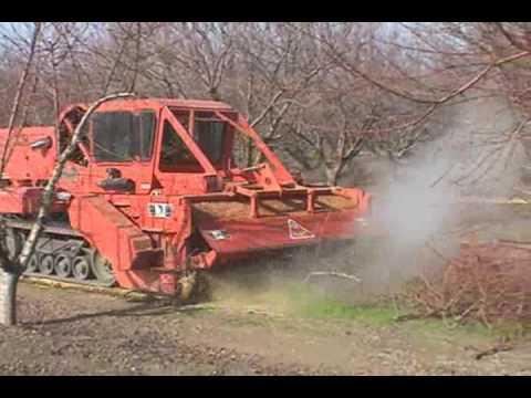 JS Johal & Sons, Inc , www jsjohalandsons com Flory WS910 Pow'r Trak  orchard brush shredder