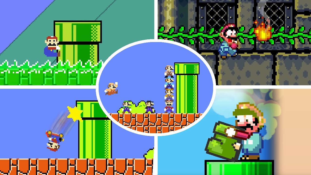 Download Team Level UP: Funniest Mario videos ALL EPISODES (Season 1)