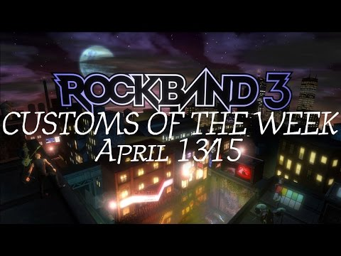 Rock Band 3 DLC Full Band Custom Songs of the Week - Tears for Fears, Zepplin, Tom Petty