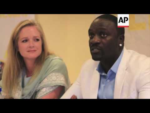 Singer Akon backs Liberia's decision to outsource primary education oversight to company