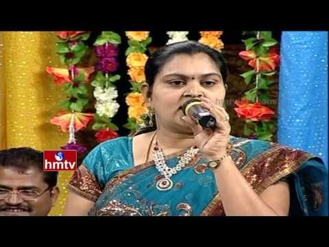'Kallu Thagi Kallu Thagi' Original Song | Telangana Folk Songs | Marmogina Pata | HMTV
