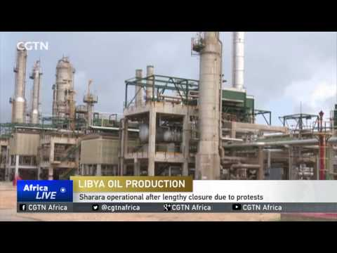 Libya's Sharara oil field operational after lengthy closure due to protests