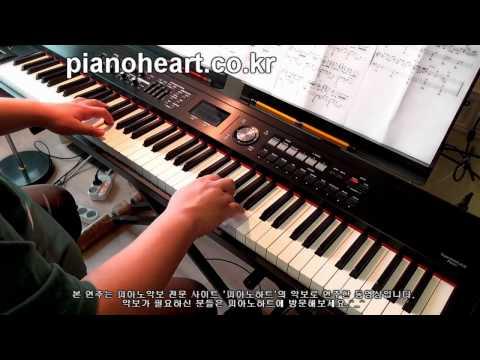 장재인(Jang Jae-in) - 환청(Hallucinations) 피아노 연주(Kill Me Heal Me Ost)
