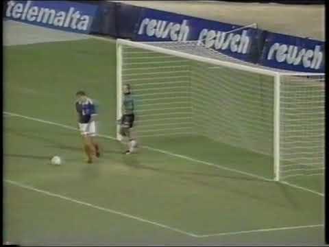 [541] 11.10.1997 - World Cup 1998 Qualifiers - Malta V. Yugoslavia