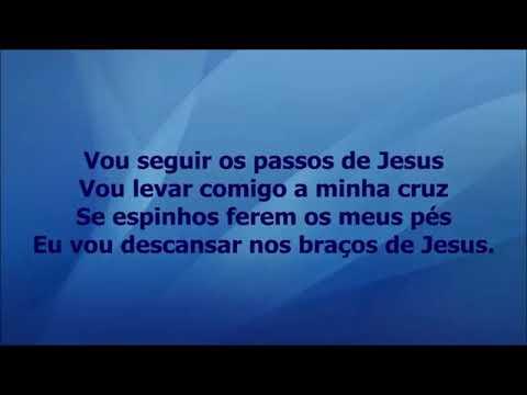 cassiane vou seguir os passos de jesus
