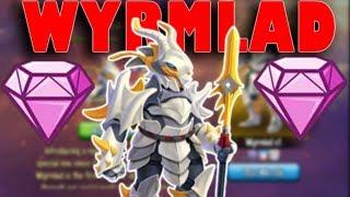 WYRMLAD | POWERFUL LIGHT MONSTER | Monster Analysis | Birthday Event | Monster Legends