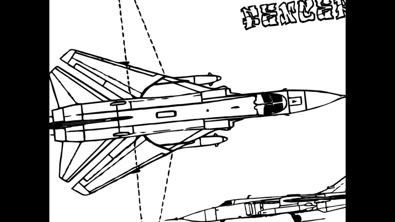 coloringbuddymike top 10 fastest fighter jets coloring pictures