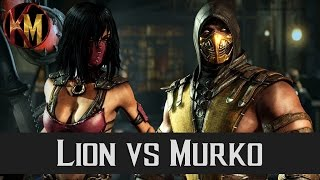 MKXL - BH Lion (Various) vs Murko (Hellfire) - Commentated FT10