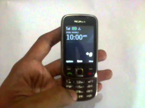 How to hard reset NOKIA 6303i classic 5 seconds!!