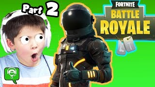 Fortnite Battle Royal Team 20 Space Suit by HobbyKidsGaming